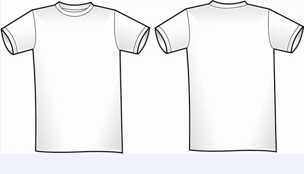 Awesome T-shirt Template   T-shirt Templates   Pinterest   Shirts ...