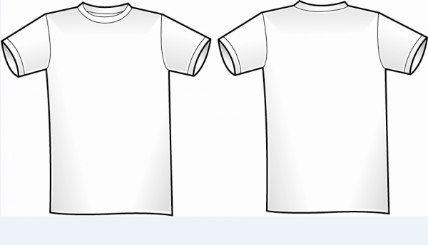 50 Free Awesome T Shirt Templates Shirt Template Blank T Shirts Cool T Shirts