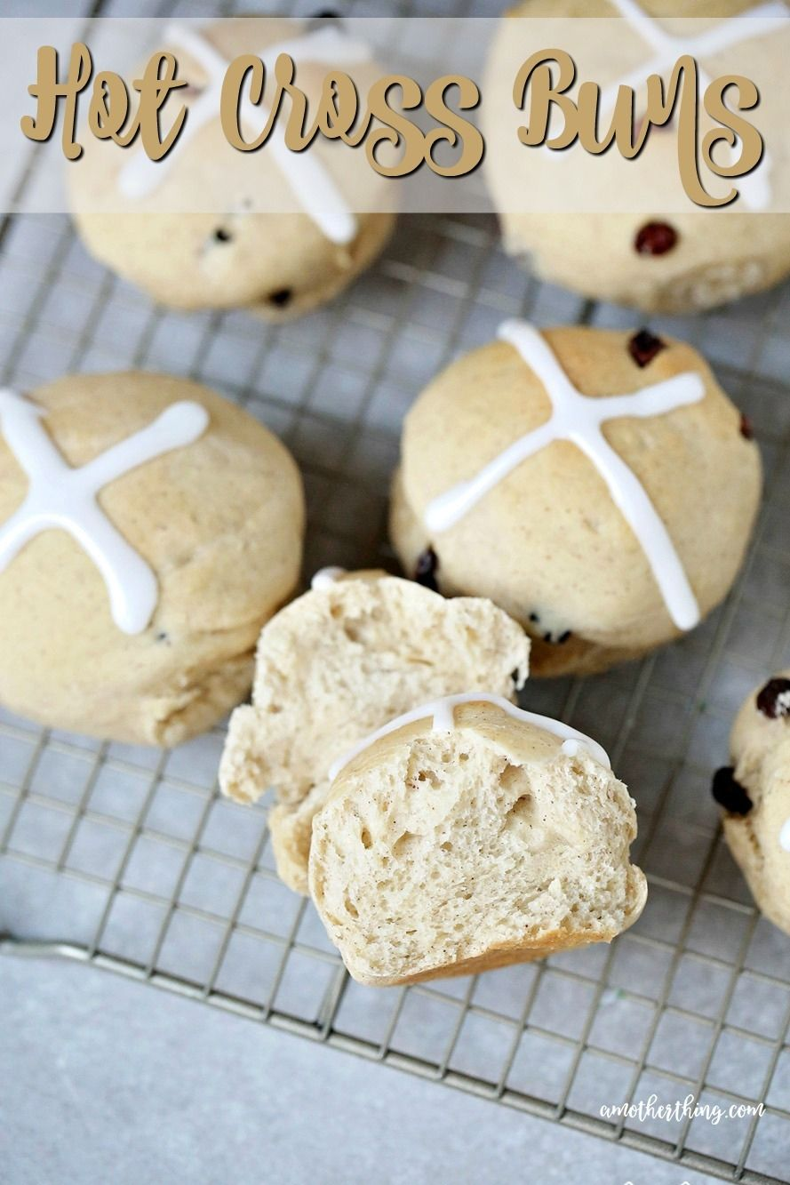 Hot Cross Buns - A Perfect Easter Breakfast