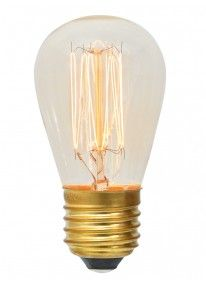 Carbon Filament Bulb Clear