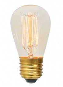 Carbon Filament Bulb Clear