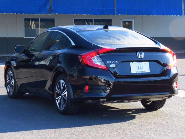 2016 New Honda Civic Sedan 4dr Cvt Ex T At Tempe Honda Serving Phoenix Az Iid 14591361 Honda Civic Honda Civic Sedan Honda Cars
