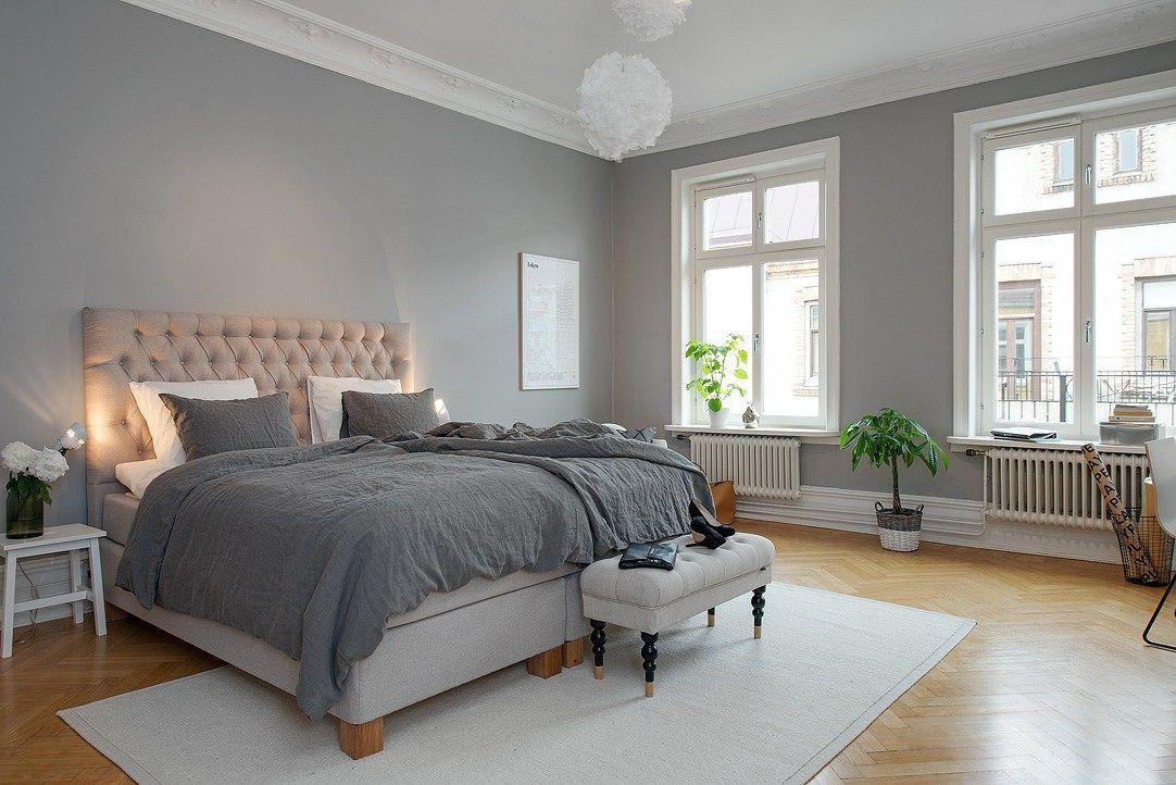 Gris y blanco siempre un acierto decoraci n gris - Comedores estilo nordico ...
