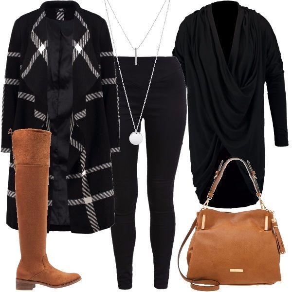 Trendy tutto il giorno: outfit donna Trendy per scuola/universit  e tutti i  giorni | Bantoa