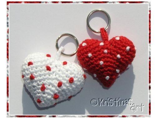 Photo of Crochet pattern heart | MyBoshi.net