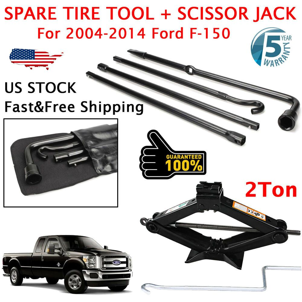 Advertisement Ebay For 2004 2014 Ford F150 Spare Tire Tool Lug