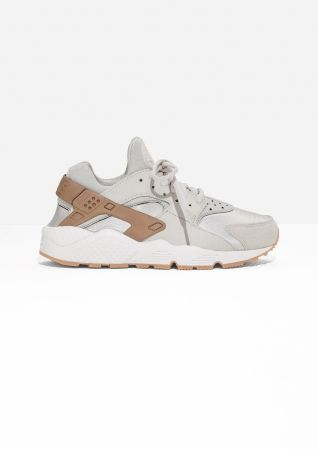 new arrival c6f6b 1941e Other Stories   Nike Air Huarache Run Prm Suede