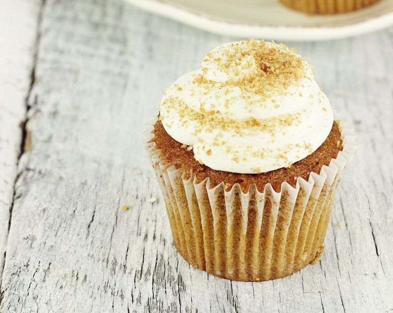 Pumpkin Eggnog Cupcakes Recipe Cupcake Recipes Fun Cupcakes