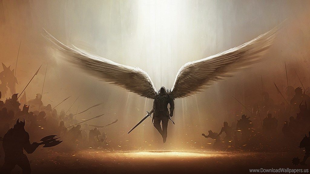 And God Said No More Evil Angel Warrior Angel Wallpaper Angel Warrior Archangels Evil Angel