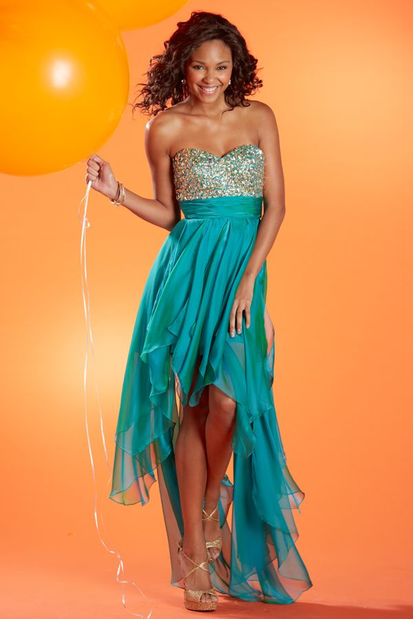 Be by Jay Reynolds Strapless Beaded Gown #belk #prom | Prom Glam ...