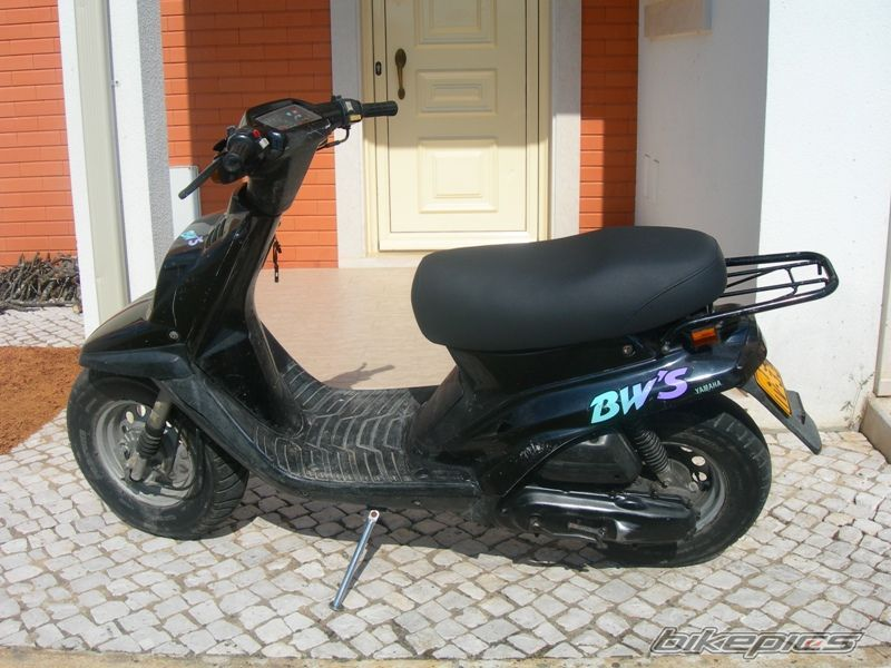 Nezz S 1993 Yamaha Bws 50 Yamaha Vehicles Moped