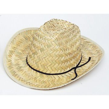 Click for larger picture of CHILD COWBOY HAT (12/CS) PARTY SUPPLIES
