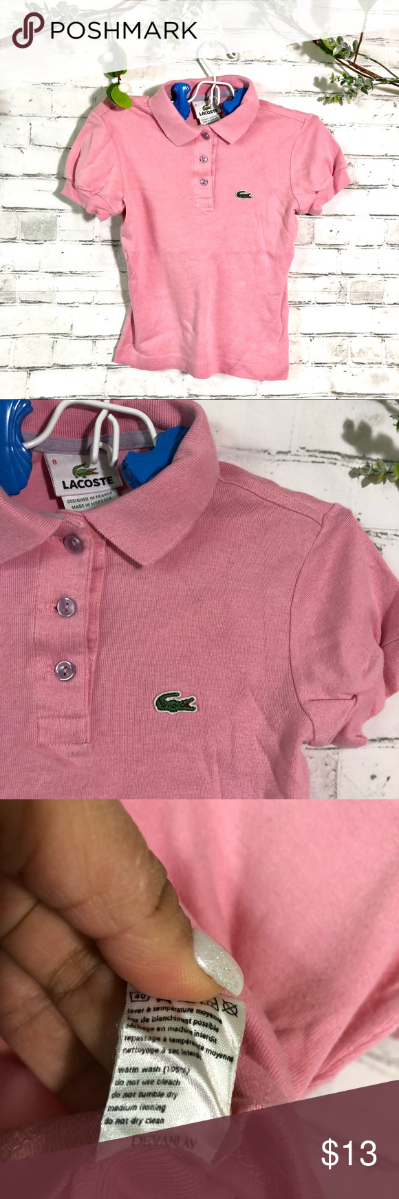 0b824158e3 How Do Lacoste Polo Shirts Fit