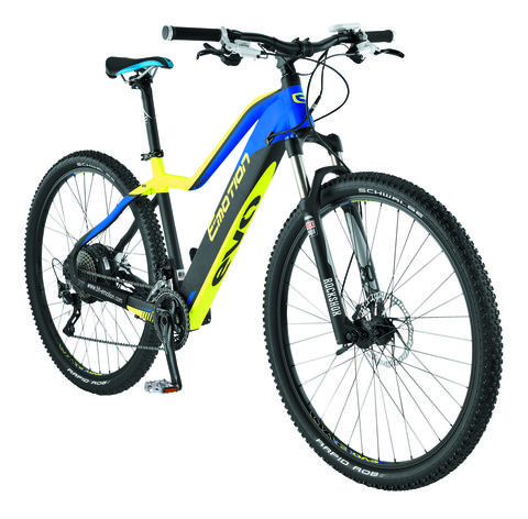 29er Electric Mountain Bike From Easy Motion Evo At Bike Attack