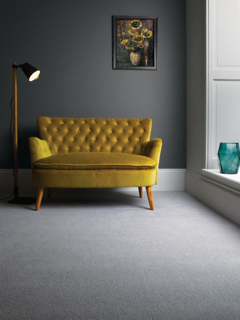 Funky Sofa Highlighting Our Castlemead Twist Cd125 Cool Grey Coordinated With Dark Lead Colour 118 And French Grey Pale 161 By The Snug Room Funky Sofa Room