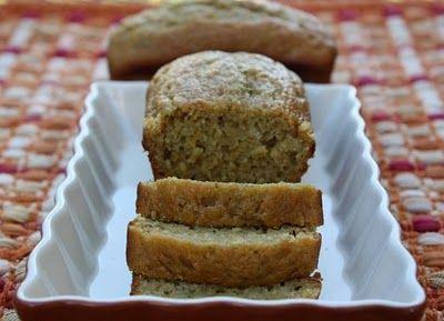 Pumpkin Zuchinni Bread