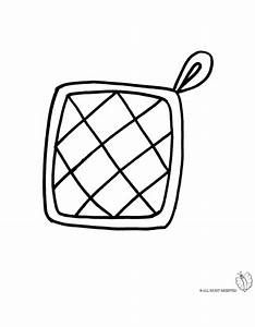 Pot Holder Coloring Pages Yahoo Image Search Results Coloring