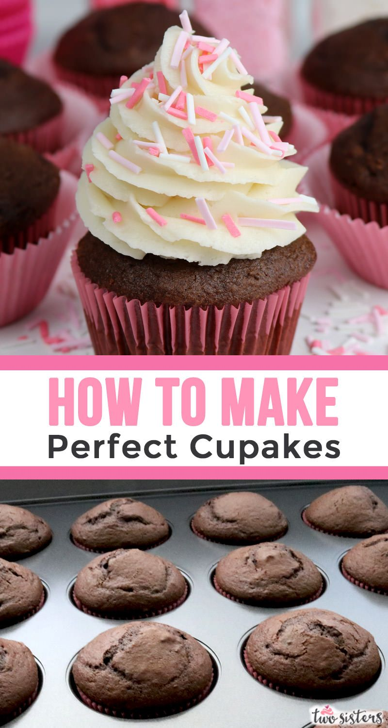 Photo of How to Make Perfect Cupcakes Every Time