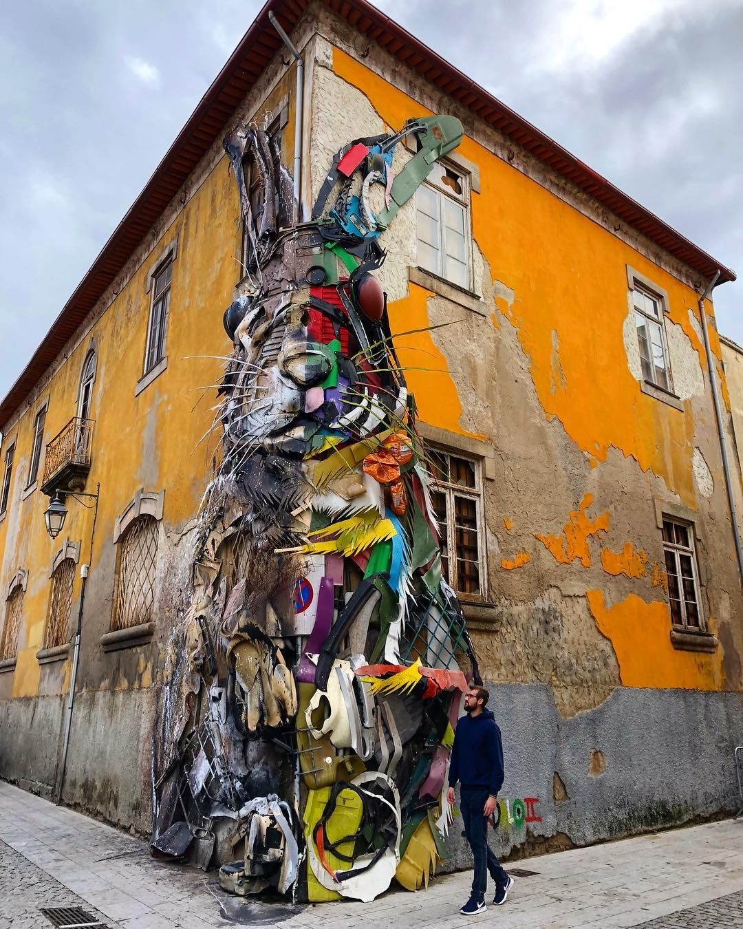 Porto Portugal Arte Muri