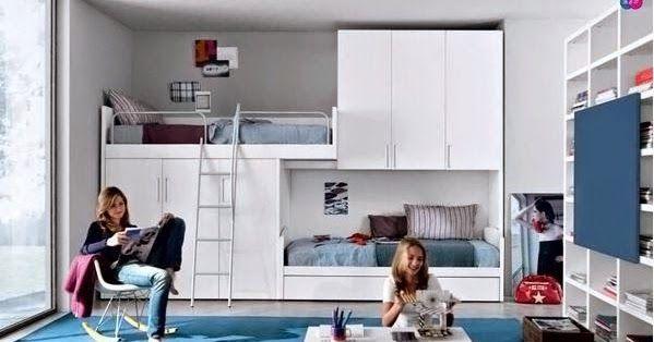 Complete Tiener Slaapkamer : Tieners hebben meestal duizenden verlangen op hun slaapkamer
