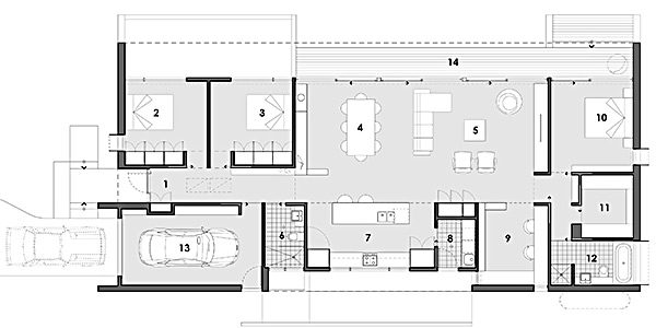 Plans and elevations | YourHome in 2020 | Energy efficient ...