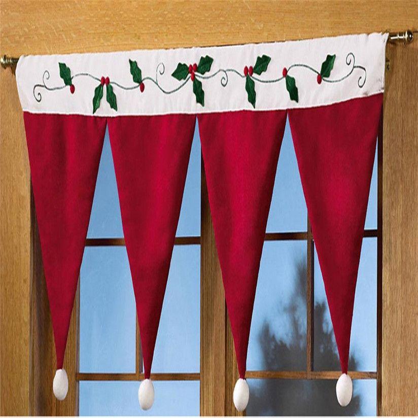 cortinas de cocina navideñas - Buscar con Google | NAVIDAD...HECHO ...