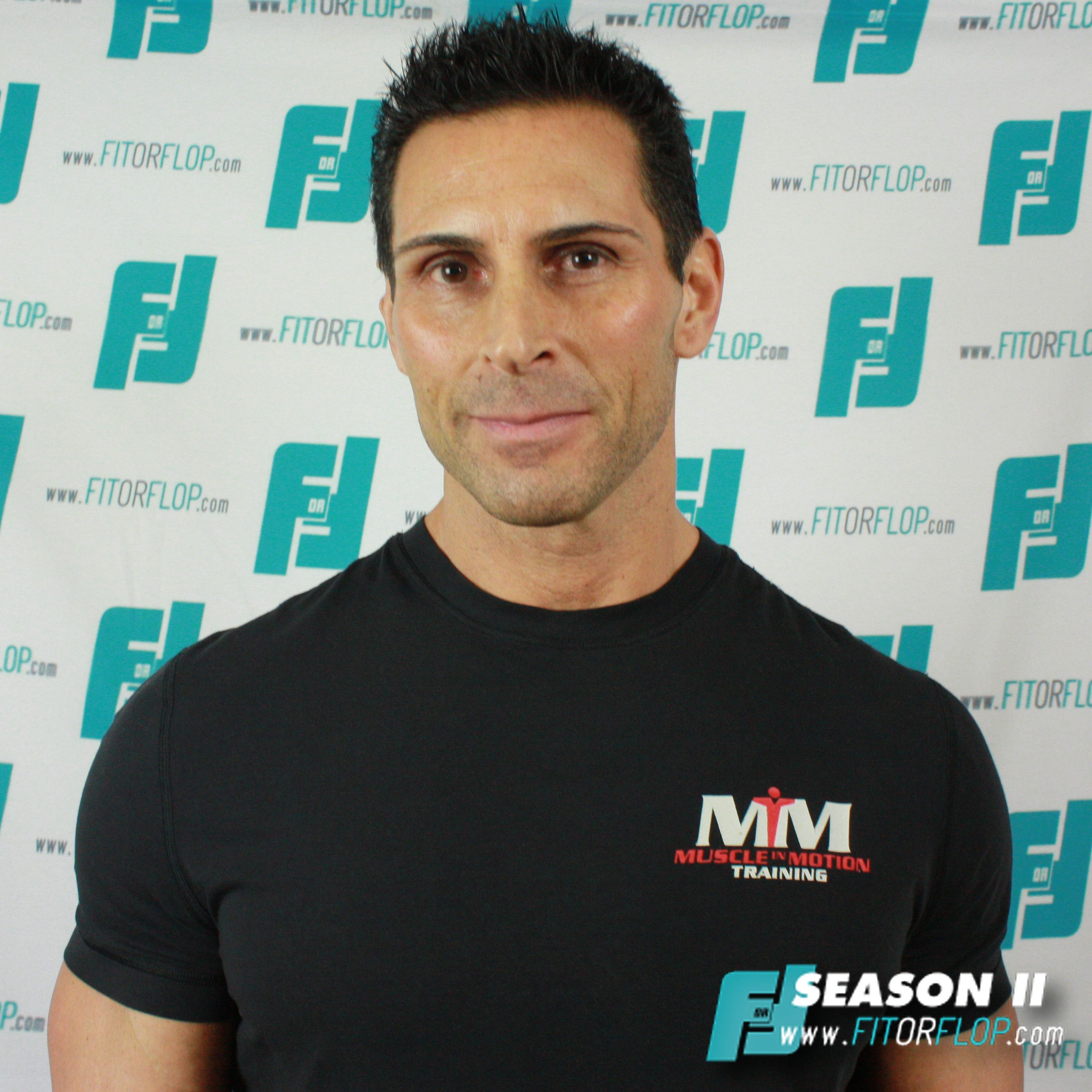 Contestant Gino Caccavale Seasons Season 2 Train