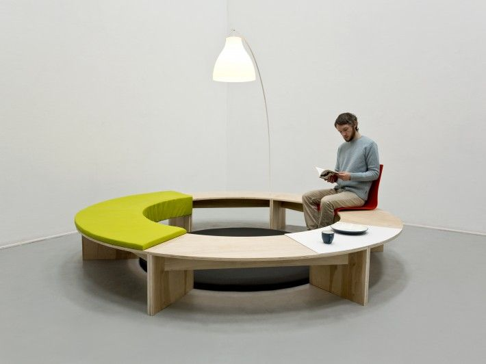 Ideal Furniture Object For A Single Person By Nina Cho