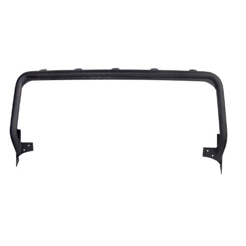 Rugged Ridge Black Windshield Jk Jeep Light Bar Frame Jeep