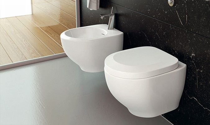 Teuco - Outline sanitary fixtures Designed by Carlo Colombo ...
