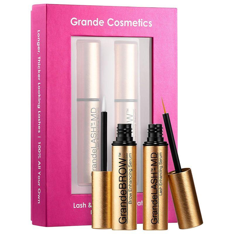e547cc091ed Grande Cosmetics Lash & Brow Transformation Enhancing Serums ...