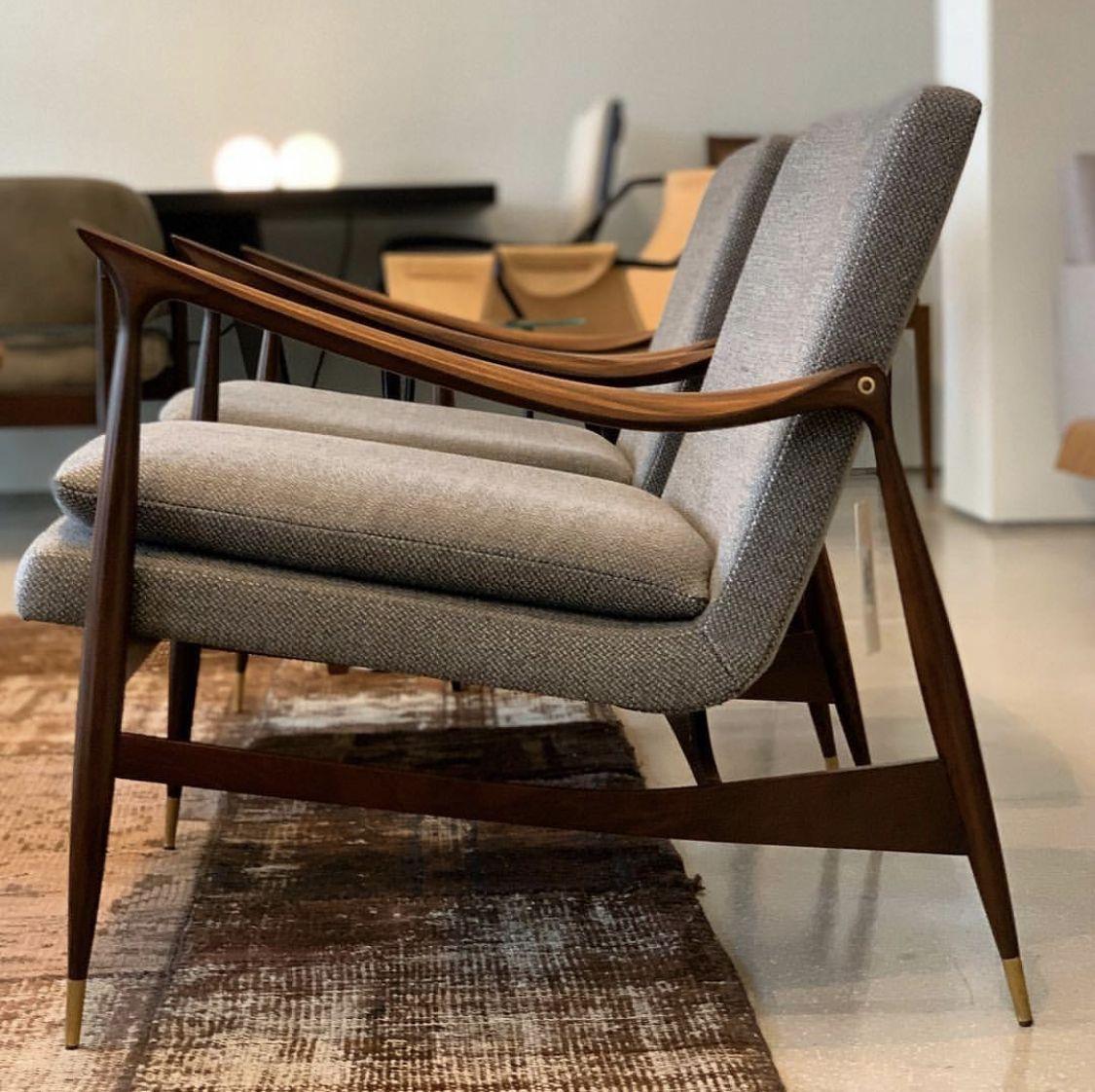 Dinamarquesa Lounge Armchair By Jorge Zalszupin Midcentury Modern