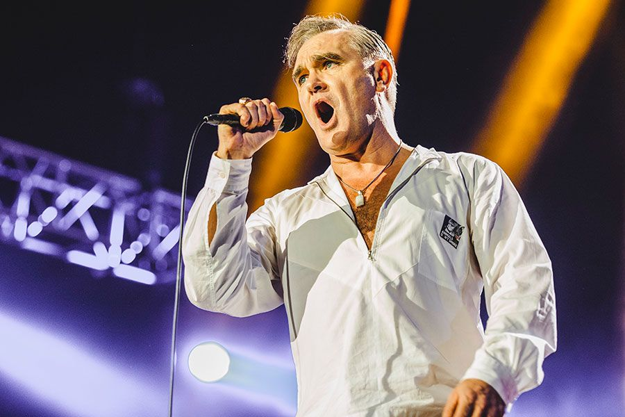 Will Morrissey find a new label? He's already working on new music, having made his return in 2014. Question is - having split with Harvest, following a row over the imprint's support of 'World Peace Is None Of Your Business', what label, if any, will the former Smith end up with?
