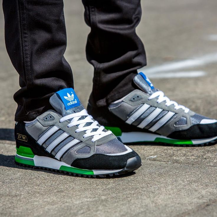 Grey Blue Mens White Most Popular Adidas Zx750 Shoes