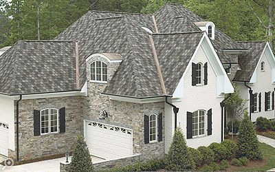 Iko Shingles Iko Crowne Slate Shingles Score Big On Consumer Reports Review General Roofing Systems Canada Grs Shingle House Shingling Roofing