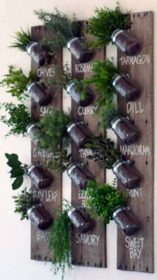 19 Vertical Gardening Concepts for Transforming a Little ...