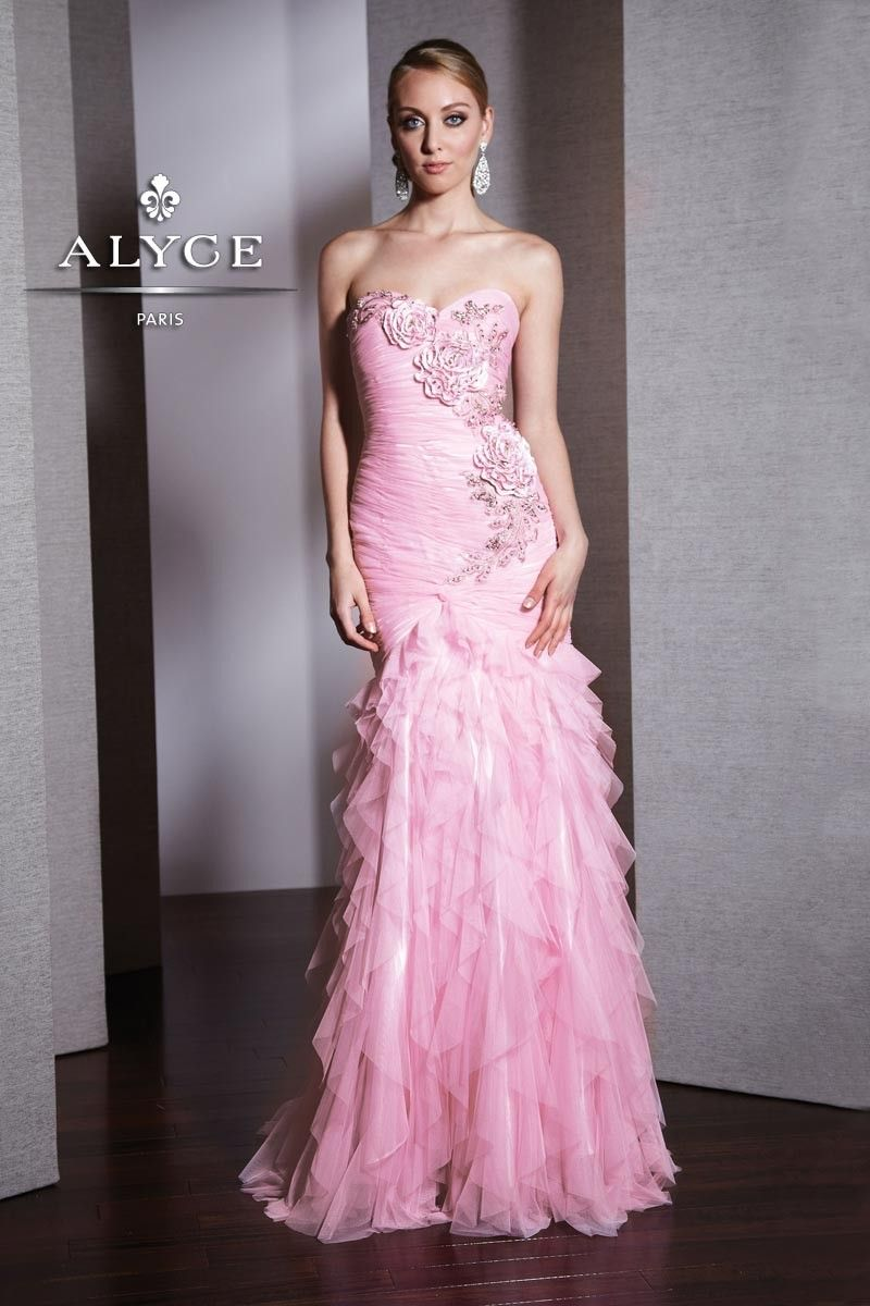 ALYCE Paris | Black Label Dress Style #5514 - full shot | fashion ...