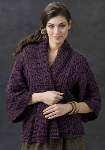 083c8c7f0 NaturallyCaron.com    Xian Knit Kimono Jacket