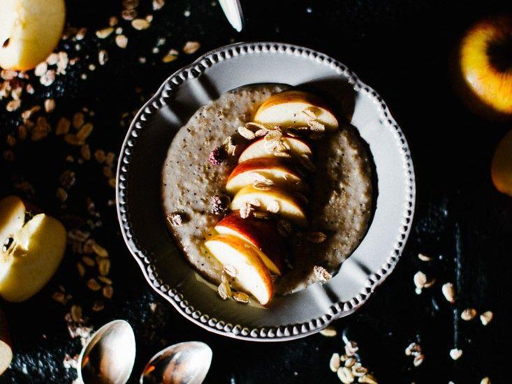 Mohn-Vanille Porridge von Kuisine Kathrin's Küche