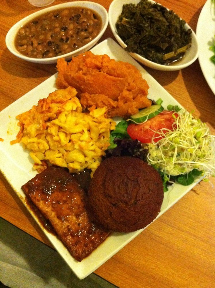 Good Soul Food In Los Angeles