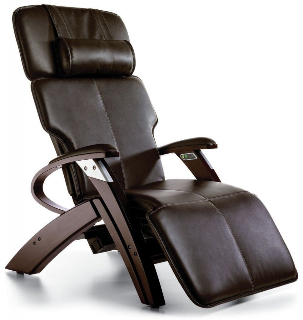 Charmant Leather Zero Gravity Chair