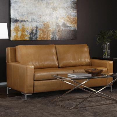 Brynlee Comfort Sleeper By American Leather   Contemporary   Sofa Beds    Seattle   Sleepers In Seattle