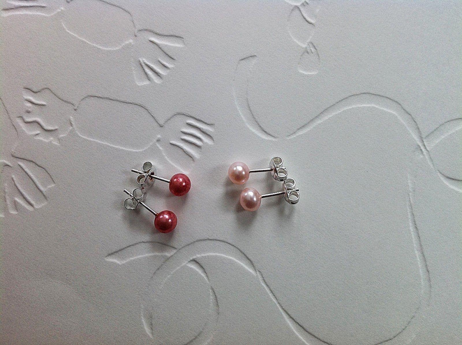 Bellas bedrifter: Perleøreringe...