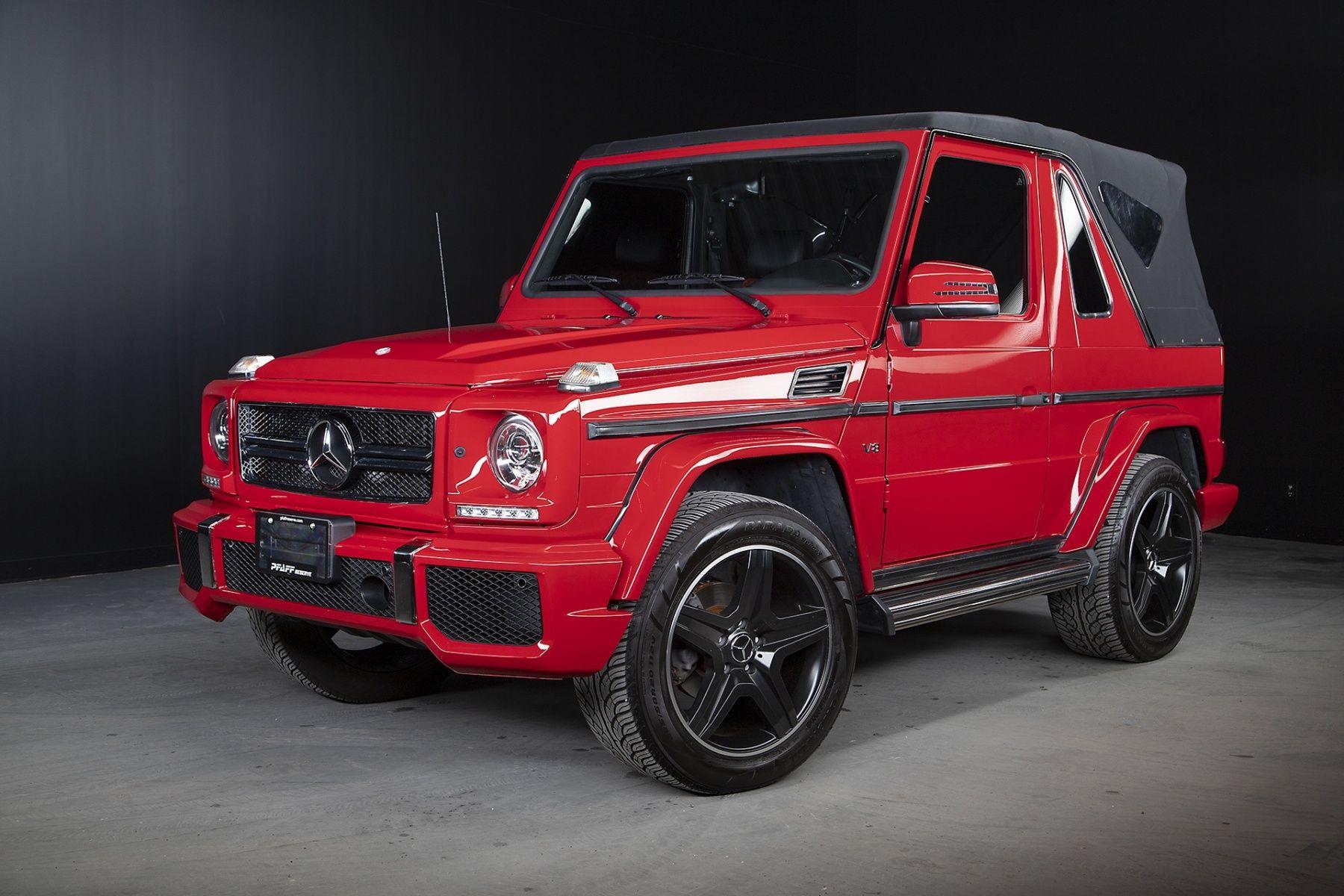 2000 Mercedes Benz G Class G500 Cabriolet Classic Driver Market Mercedes Benz Mercedes Benz For Sale Benz