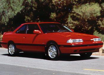 1988 92 Mazda Mx 6 North America 1987 92 Mazda 3 Sedan Mazda Mazda Mx