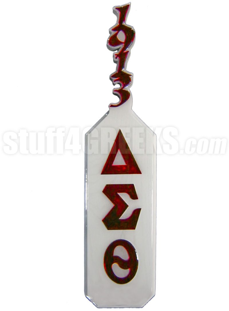 delta sigma theta greek letters delta sigma theta paddle with letters and 1913 21338