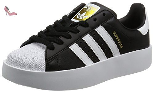 separation shoes d1333 67285 Basket, couleur Noir , marque ADIDAS ORIGINALS, modèle Basket ADIDAS  ORIGINALS SUPERSTAR