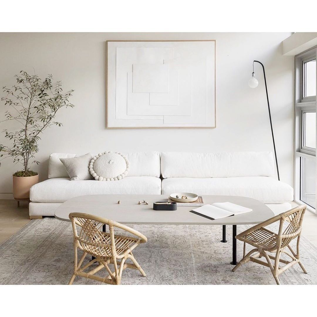Grey Collective On Instagram Minimal Approach With A Cozy Feel Portland Penthouse By Courtney Nye Photography By Haris Kenjar Home House Interior Interior