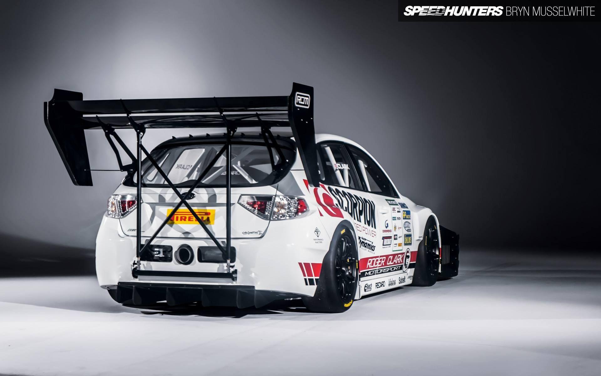Subaru Sti Time Attack Impreza Jdm Subaru Street Racing Cars