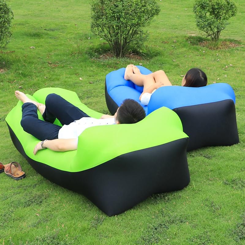 Lazy Inflatable Air Lounger With Head Rest Modern Market Online Air Lounger Inflatable Sofa Lazy Bag